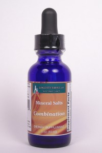 Combination Mineral Salts